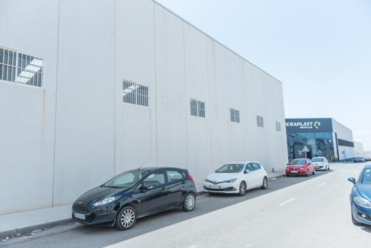 Industrial en venta en Torre-pacheco, Murcia, Calle Industrial Municipal de Balsicas, 209.300 €, 1165 m2