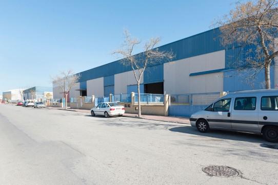 Industrial en venta en Guadalcacín, Jerez de la Frontera, Cádiz, Calle Doblón, 453.600 €, 900 m2