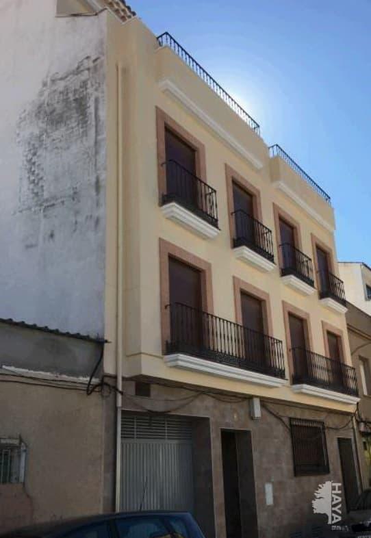 Piso en venta en Tomelloso, Ciudad Real, Calle Goya, 57.400 €, 3 habitaciones, 2 baños, 107 m2