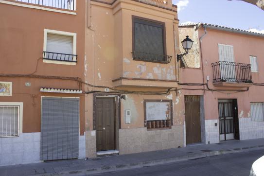 Casa en venta en Cogullada, Carcaixent, Valencia, Calle Rambla, 28.030 €, 1 baño, 128 m2