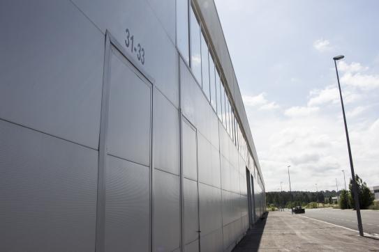 Industrial en venta en Egüés, Egüés, Navarra, Calle C, 103.200 €, 390 m2