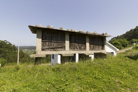Casa en venta en Xove, Lugo, Calle Centro Cabo de Vila, 90.600 €, 2 habitaciones, 1 baño, 249 m2