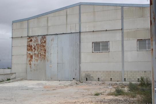 Industrial en venta en Aguadulce, Sevilla, Paraje Dehesa de Gilena, 388.700 €, 2306 m2
