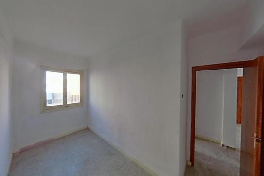 Piso en venta en Cartagena, Murcia, Calle Salado en Barrio de Peral, 41.400 €, 1 baño, 81 m2