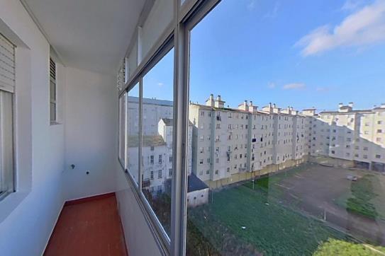 Piso en venta en Ferrol, A Coruña, Calle D, 31.100 €, 1 baño, 74 m2