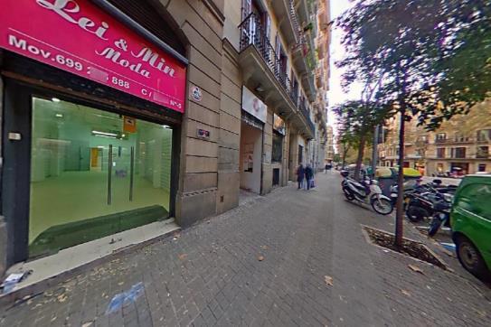 Local en venta en Ciutat Vella, Barcelona, Barcelona, Calle Bruc, 425.000 €, 142 m2