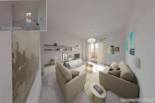 Piso en venta en Urbanización Sitio de Calahonda, Mijas, Málaga, Calle Cristal, 141.750 €, 3 habitaciones, 2 baños, 97 m2