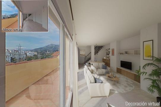 Piso en venta en La Carolina, Marbella, Málaga, Calle Jose Manuel Valles, 295.050 €, 2 habitaciones, 2 baños, 211 m2