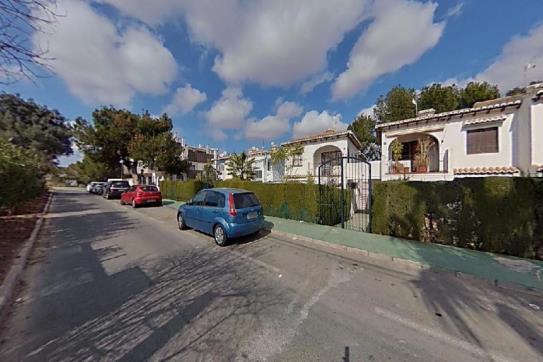 Casa en venta en Torrevieja, Alicante, Urbanización Lago Jardin, 73.800 €, 1 habitación, 1 baño, 43 m2
