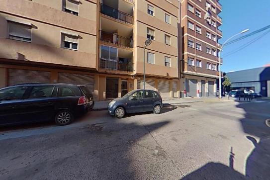 Piso en venta en Benimaclet, Valencia, Valencia, Calle Villarreal, 93.600 €, 3 habitaciones, 1 baño, 69 m2
