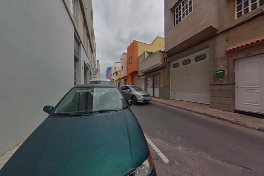Piso en venta en Vecindario, Santa Lucía de Tirajana, Las Palmas, Calle Maxorata, 83.000 €, 1 habitación, 61 m2
