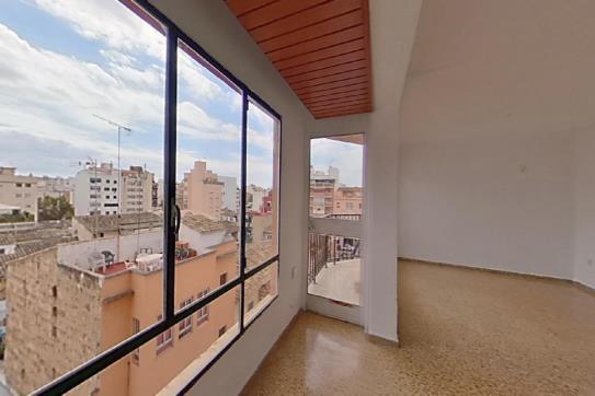 Piso en venta en Palma de Mallorca, Baleares, Calle Fausto Morell, 180.000 €, 3 habitaciones, 1 baño, 93 m2