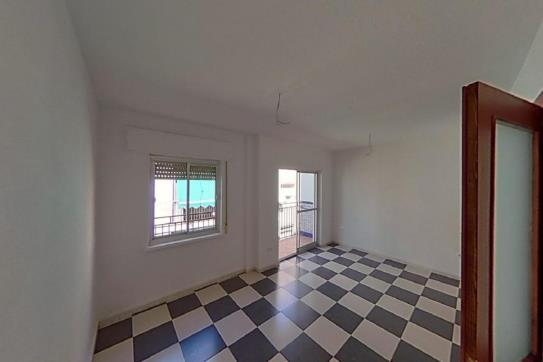 Piso en venta en Distrito Zaidín, Granada, Granada, Calle San Pio Xii, 70.480 €, 2 habitaciones, 1 baño, 84 m2