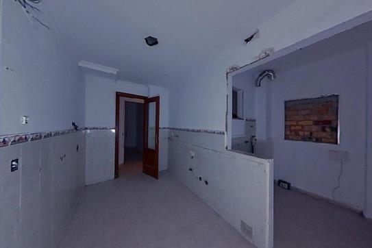 Piso en venta en Los Albarizones, Jerez de la Frontera, Cádiz, Plaza Maestro Teofilo Azabal, Urb.vallesequillo Ii, 62.120 €, 3 habitaciones, 1 baño, 83 m2