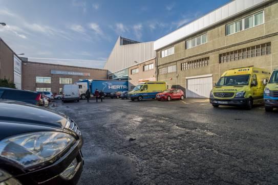 Industrial en venta en Agrela, A Coruña, A Coruña, Calle Gambrinus, 2.063.100 €, 3 m2