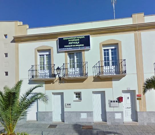 Oficina en venta en Talavera la Real, Badajoz, Avenida la Palmeras, 54.000 €, 69,5 m2
