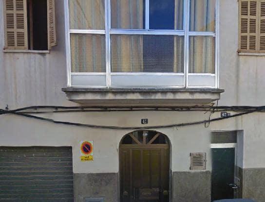 Piso en venta en Manacor, Baleares, Calle Alegria, 86.000 €, 3 habitaciones, 1 baño, 75 m2