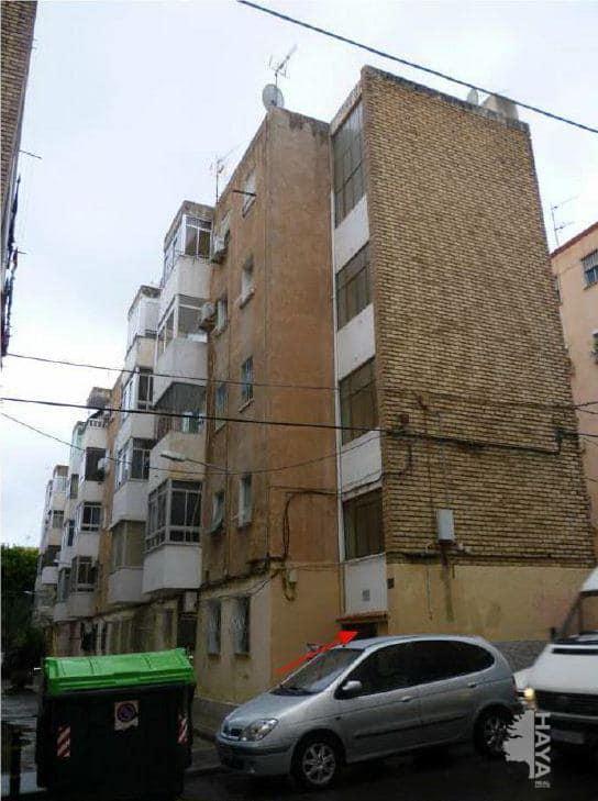 Piso en venta en Los Ángeles, Almería, Almería, Calle Camponegro, 36.200 €, 3 habitaciones, 1 baño, 66 m2