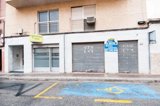 Local en venta en Elche/elx, Alicante, Calle Juan Manuel de la Morena, 80.000 €, 166 m2