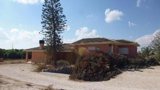 Casa en venta en Elche/elx, Alicante, Calle Partida Jubalcoy, 361.670 €, 7 habitaciones, 6 baños, 368 m2