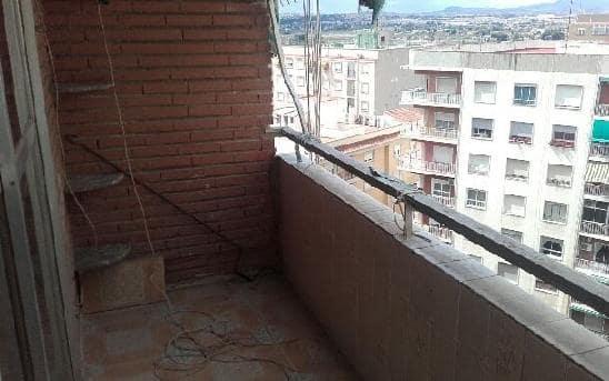 Piso en venta en Molina de Segura, Murcia, Calle Region Murciana, 50.700 €, 2 habitaciones, 1 baño, 83 m2
