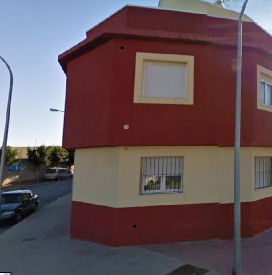 Piso en venta en Las Norias de Daza, El Ejido, Almería, Calle Sudan, 27.844 €, 2 habitaciones, 1 baño, 70 m2