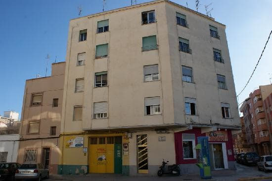Piso en venta en Benicarló, Castellón, Calle Castello, 36.540 €, 2 habitaciones, 1 baño, 96 m2