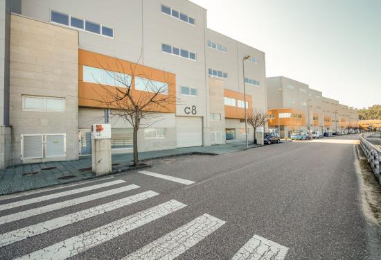 Industrial en venta en Valadares, Pontevedra, Pontevedra, Calle C, 615.300 €, 998 m2