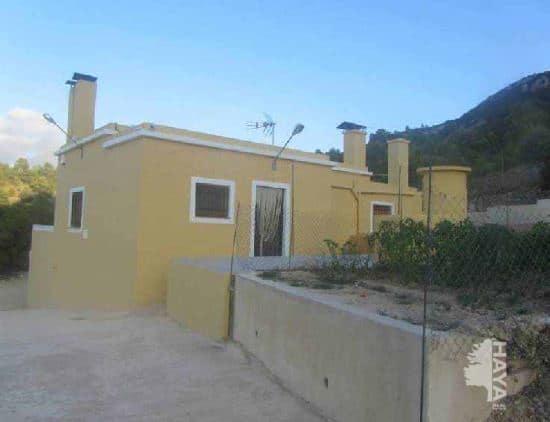 Casa en venta en Alicante/alacant, Alicante, Calle del Agayat, 133.000 €, 3 habitaciones, 1 baño, 157 m2