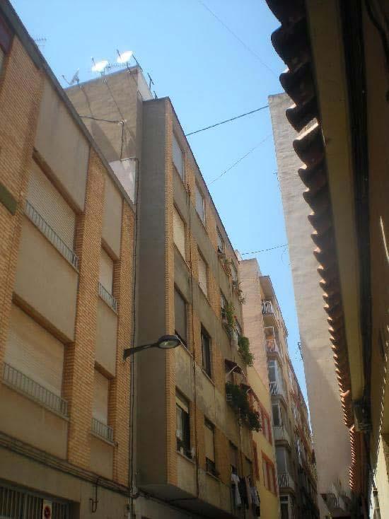 Piso en venta en Grupo Cooperación, Vila-real, Castellón, Calle Peñíscola, 33.600 €, 3 habitaciones, 1 baño, 76 m2