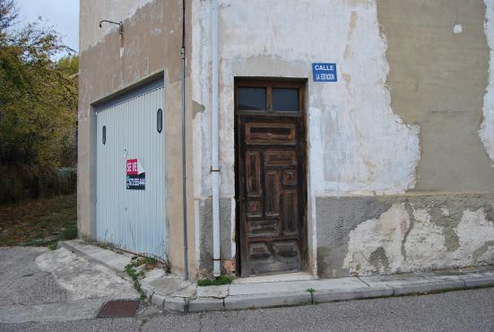 Industrial en venta en Santibáñez de la Peña, Palencia, Calle Estación, 7.400 €, 145 m2