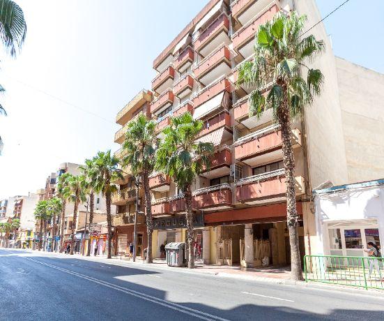 Piso en alquiler en San Vicente del Raspeig/sant Vicent del Raspeig, Alicante, Calle Ancha de Castelar, 740 €, 4 habitaciones, 2 baños, 145 m2