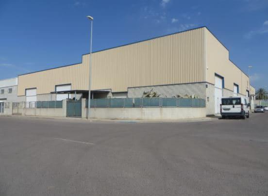 Industrial en venta en Burriana, Castellón, Calle Argila, 126.000 €, 441 m2