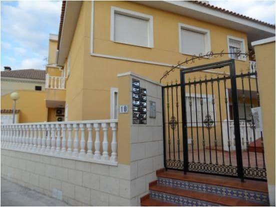 Piso en venta en Catral, Alicante, Calle Canal, 85.500 €, 2 habitaciones, 1 baño, 79 m2