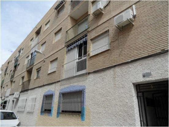 Piso en venta en Archena, Murcia, Calle Rio Tajuña, 41.600 €, 3 habitaciones, 1 baño, 89 m2