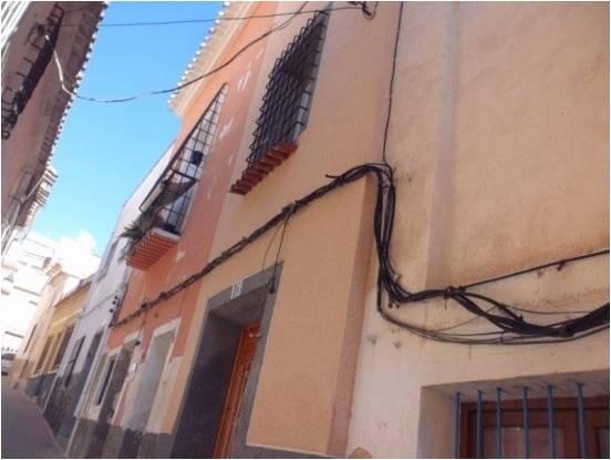 Casa en venta en Mula, Murcia, Calle Juan Osete, 54.600 €, 4 habitaciones, 1 baño, 123 m2