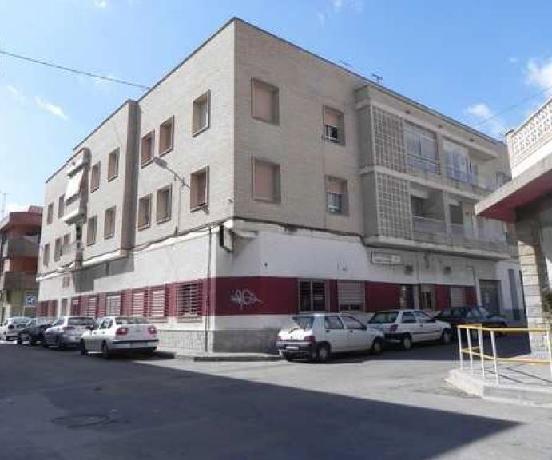 Piso en venta en San Javier, Murcia, Calle Alcalde Alonso Sanchez Egea, 90.000 €, 4 habitaciones, 1 baño, 124 m2