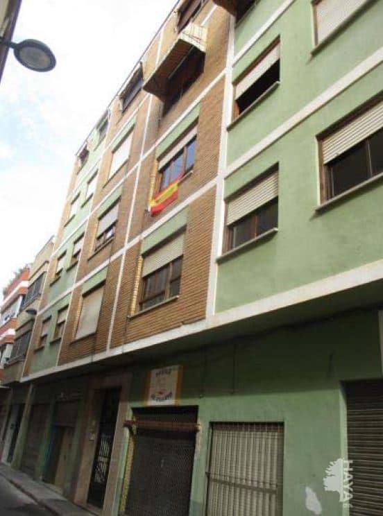 Piso en venta en Vila-real, Castellón, Calle Zumalacarregui, 77.500 €, 2 habitaciones, 2 baños, 113 m2