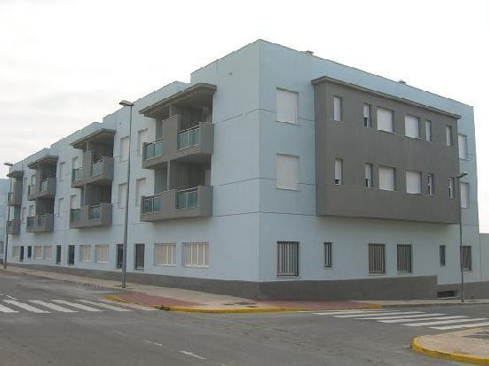 Piso en venta en Piso en Vícar, Almería, 52.600 €, 2 habitaciones, 2 baños, 66 m2