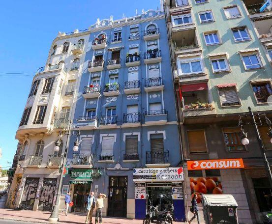 Piso en alquiler en Valencia, Valencia, Calle Gran Via Fernando El Catolico, 570 €, 3 habitaciones, 1 baño, 80 m2