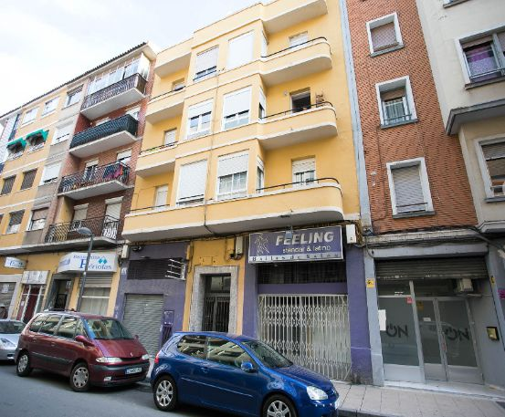 Piso en alquiler en Zaragoza, Zaragoza, Calle Tomas Higuera, 525 €, 3 habitaciones, 1 baño, 90 m2