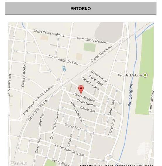 Piso en venta en La Barriada Nova, Canovelles, Barcelona, Calle Sequia, 55.500 €, 3 habitaciones, 1 baño, 82 m2