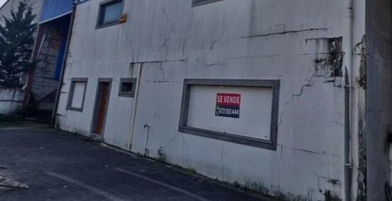 Industrial en venta en Ribadumia, Pontevedra, Calle Grenla, 370.300 €, 1571 m2