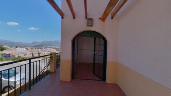 Casa en venta en La Nucia, Alicante, Urbanización El Collado, 219.700 €, 4 habitaciones, 3 baños, 213 m2