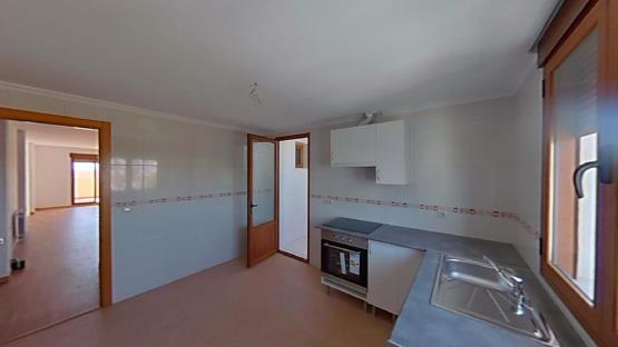 Piso en venta en La Roda, Albacete, Calle Santa Maria de la Cabeza, 103.400 €, 3 habitaciones, 3 baños, 116 m2