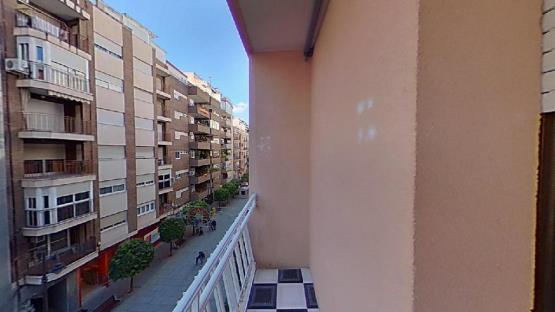 Piso en venta en Molina de Segura, Murcia, Paseo Rosales, 57.750 €, 1 habitación, 1 baño, 112 m2