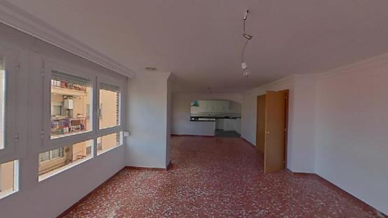 Piso en venta en Cocentaina, Alicante, Calle Poeta Josep Carbonell, 94.300 €, 5 habitaciones, 2 baños, 135 m2