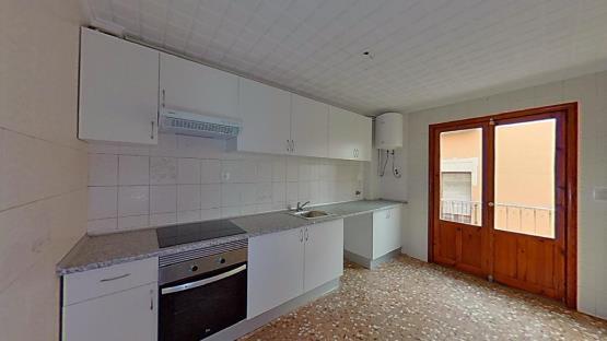 Piso en venta en Elda, Alicante, Calle Francisco Laliga, 42.600 €, 4 habitaciones, 1 baño, 104 m2