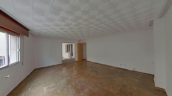 Piso en venta en Las Protegidas, Jaén, Jaén, Avenida de Madrid, 180.200 €, 4 habitaciones, 2 baños, 183 m2
