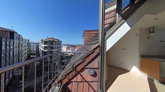 Piso en venta en Barrio Das Cascas, Betanzos, A Coruña, Avenida Castilla, 79.100 €, 2 habitaciones, 1 baño, 54 m2
